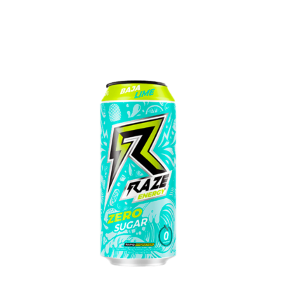 Raze Energy Lemon Lime